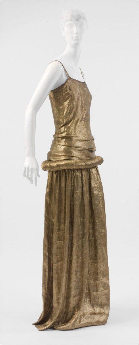Paul Poiret, Avondjurk 'Irudrée', 1922. Coll. Metropolitan Museum, New York