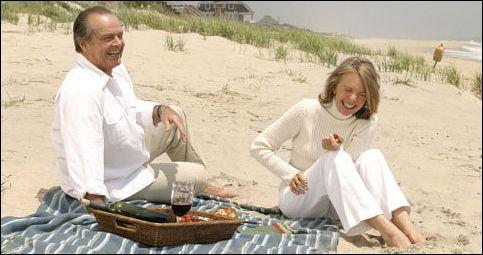 Beeld uit de film Something's gotta give (2003)