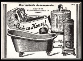 Baden anno 1900