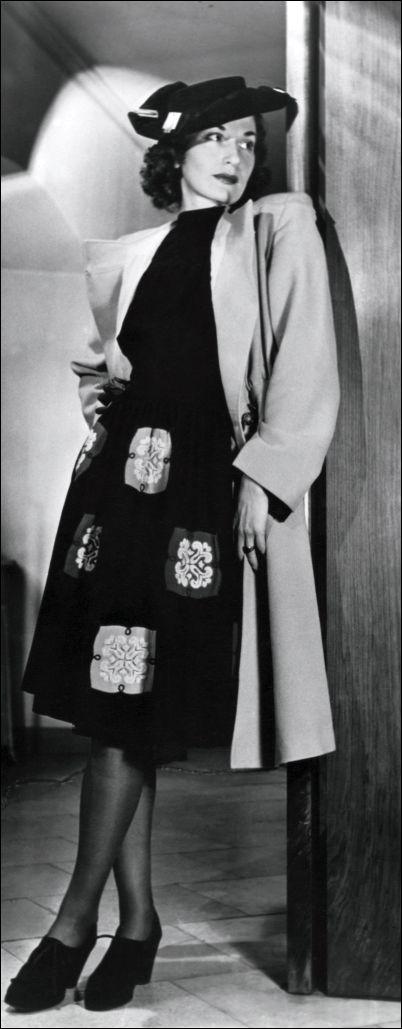 Foto uit Libelle, 3 sept 1943. (Coll. Nationaal Archief/Spaarnestad)